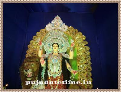 Jagadhatri Puja live - जगद्धात्री पूजा, -জগদ্ধাত্রী