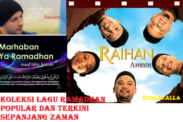 Koleksi Lagu Ramadhan Popular Dan Terkini Sepanjang Zaman