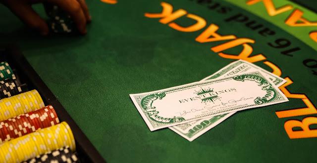 Casino, money, fun money, fun bucks
