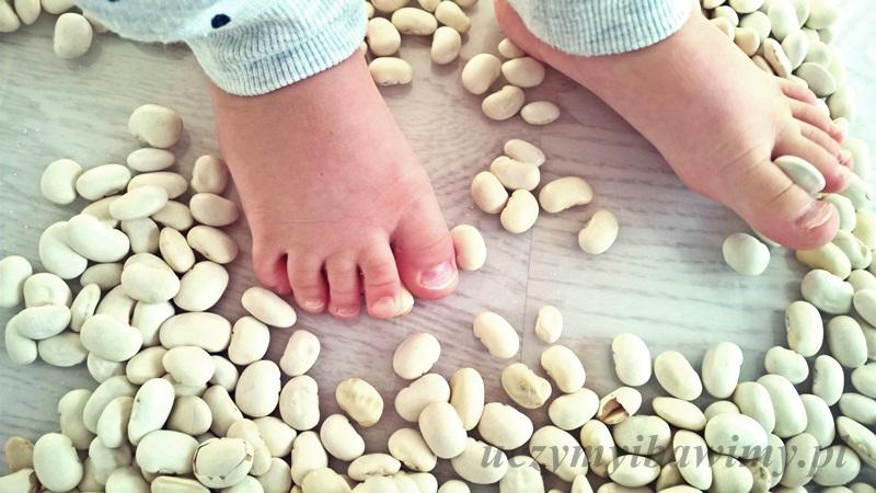Integracja sensoryczna - trening stóp
