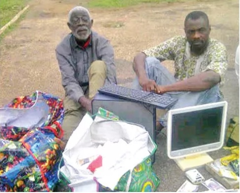 I print fake currency to recoup money I lost to fraudster, train my kids – 68-year-old man