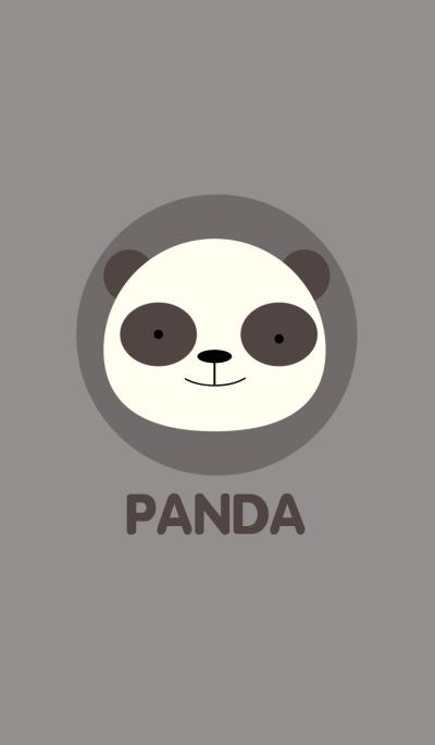 Cute Panda Cute theme