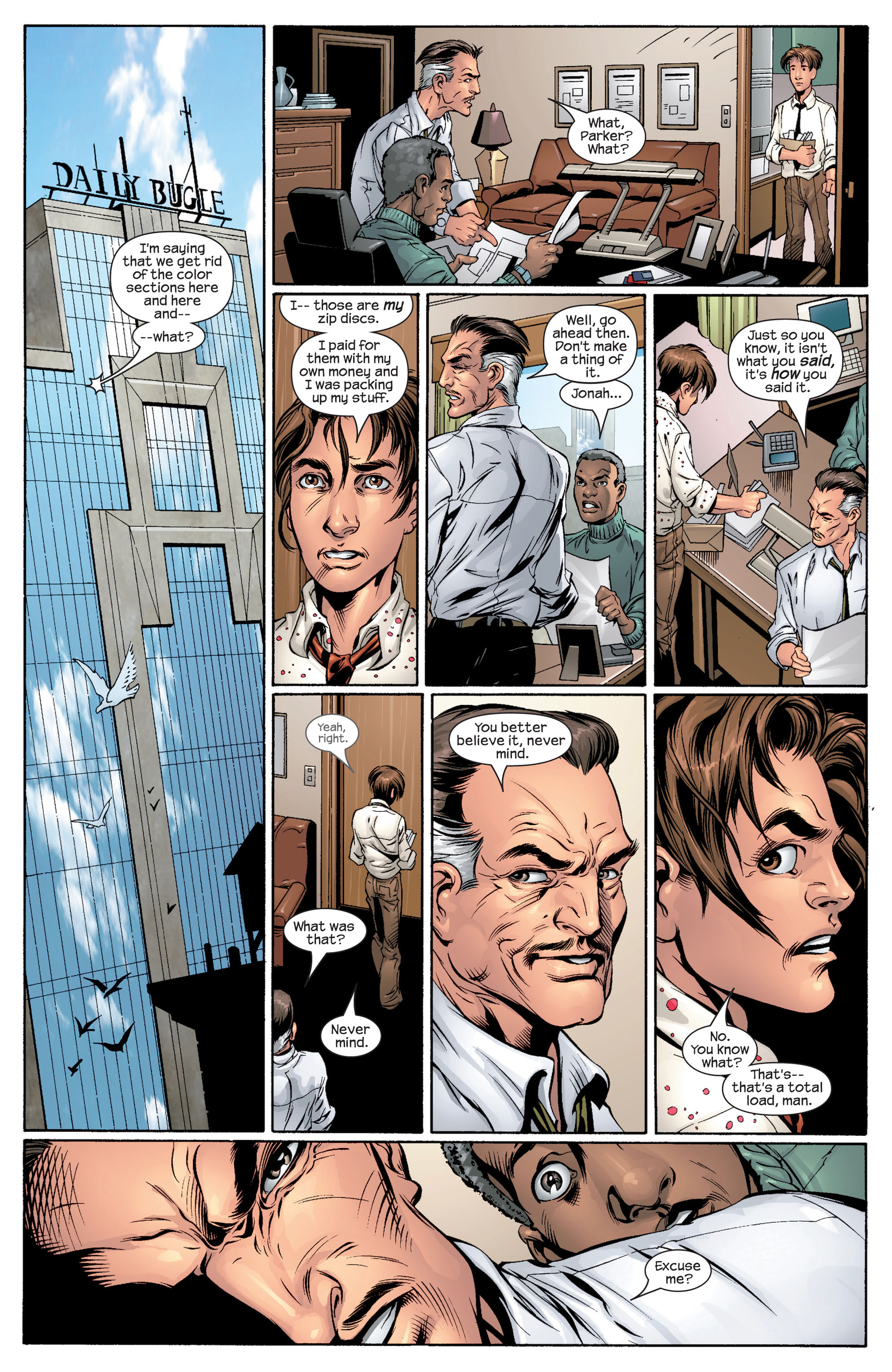 Read online Ultimate Spider-Man (2000) comic -  Issue #48 - 3