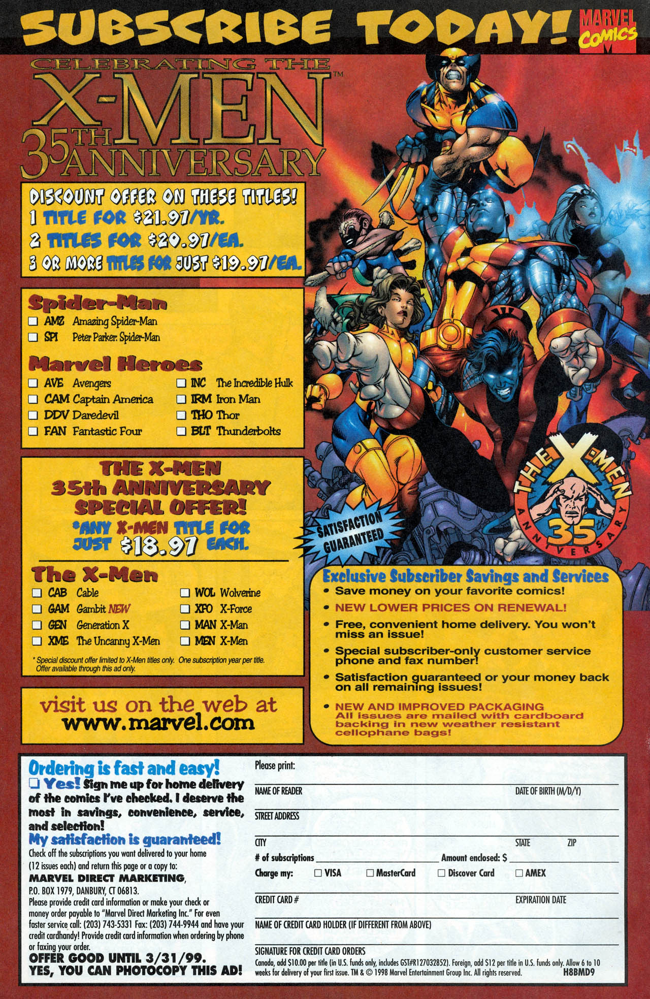 Read online X-Force (1991) comic -  Issue #86 - 22