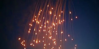 phosphorus bombs