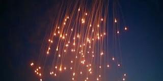 phosphorus bombs