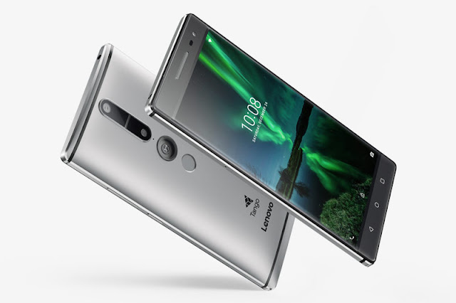 Lenovo Phab 2 Pro: World's First Project Tango Smartphone