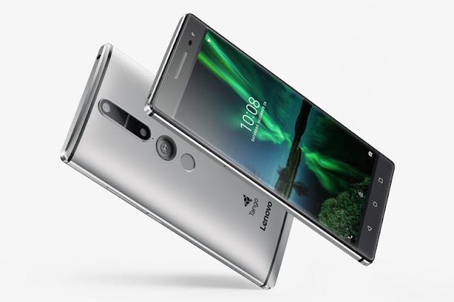 Lenovo Phab 2 Pro: World's First Project Tango Smartphone