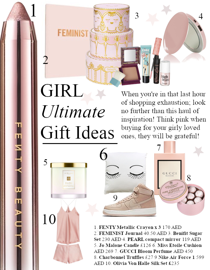 www.ourdubailife.com - The Ultimate GirlBoss Gift Guide 2018