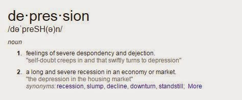 Photos Of Definition Of Depression