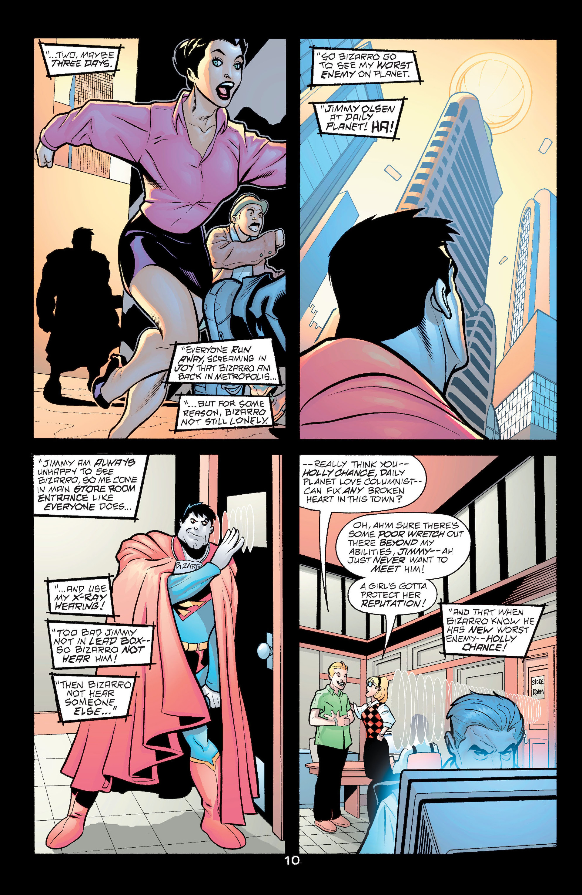 Harley Quinn (2000) Issue #17 #17 - English 10