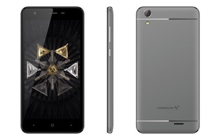 Videocon Metal Pro 2 Launched