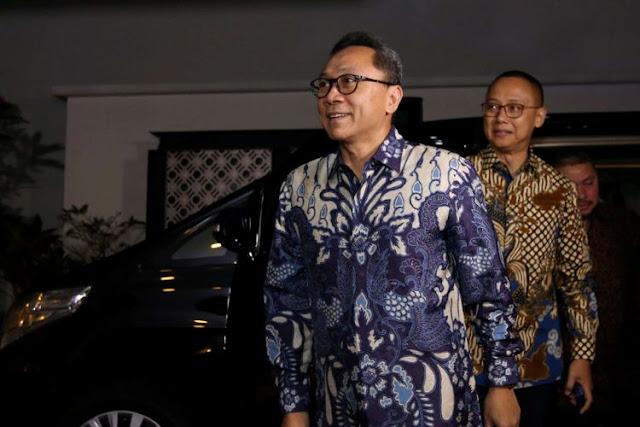 Gerindra-Demokrat Bubar, Zulhasan Temui Prabowo