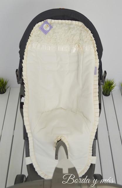 Colchoneta de verano para silla Stokke Xplory