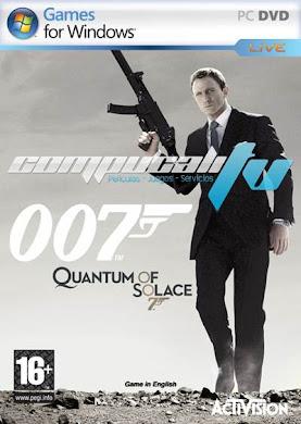 James Bond 007: Quantum of Solace (2008) PC Full Español
