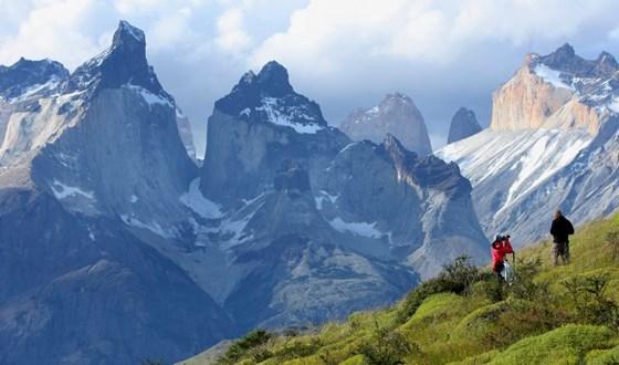 silencio, Torres del Paine