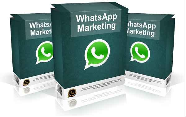 Whatsapp Marketing - Meningkatkan Omset Penjualan dengan Whatsapp