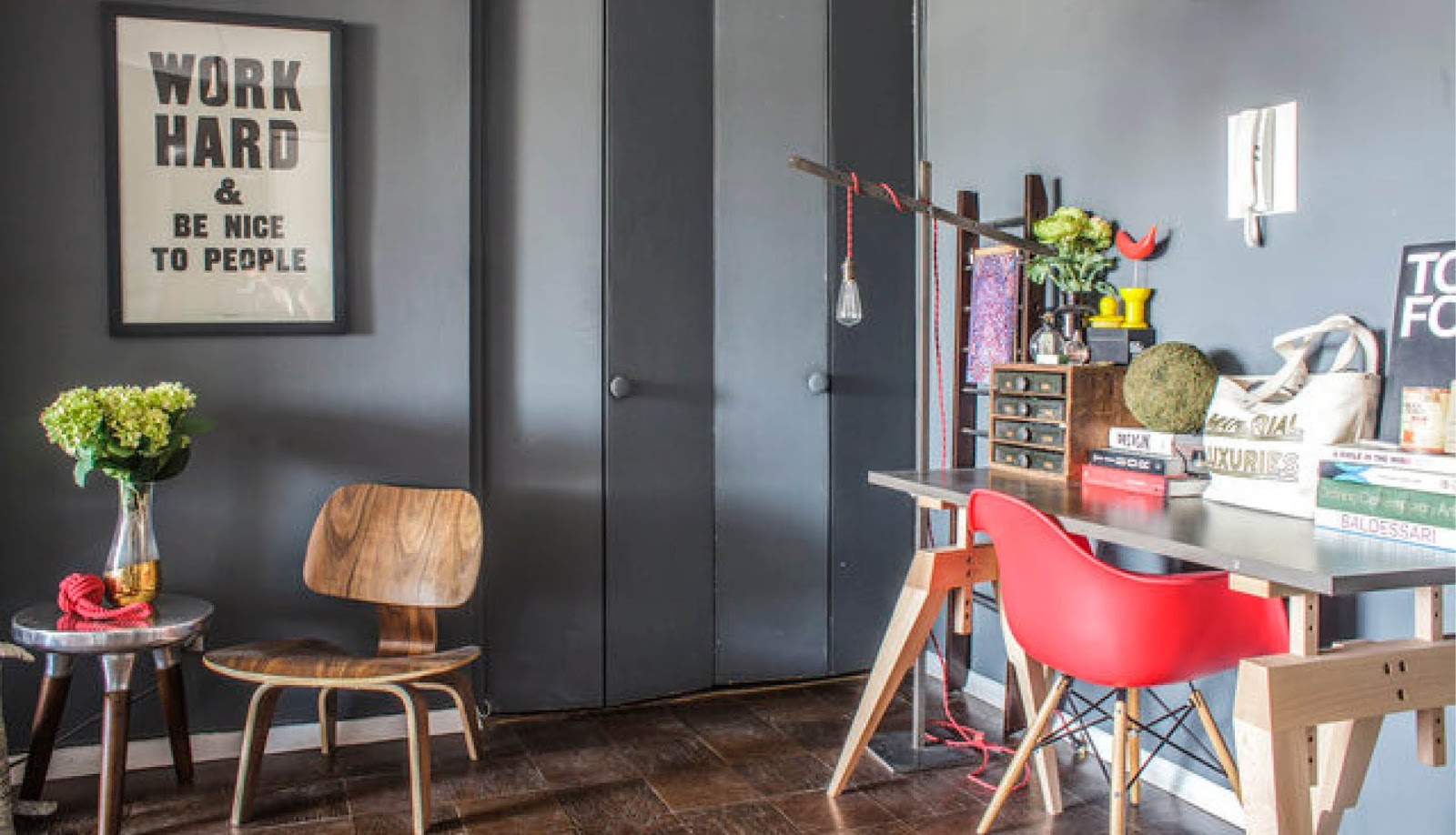 Just An Inspiration This Apartment That The Designer Jessica Walsh Lives In