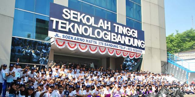 Biaya Kuliah Kelas Karyawan Sekolah Tinggi Teknologi Bandung Tahun 2018-2019