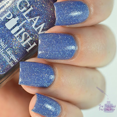 glam polish fairest of them all swatch