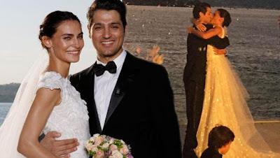 Saadet Ișıl Aksoy și soțul ei, Pamir Kıraner