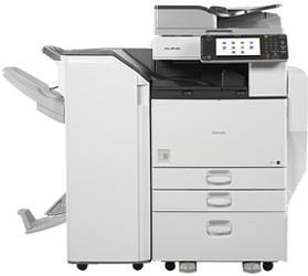 Ricoh Aficio MP C3002 Printer Network Wia Mac