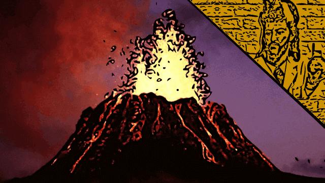 A Humanidade saberá lidar com um próximo cataclismo vulcânico?