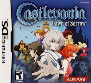 Castlevania - Dawn of Sorrow ( BR ) [ NDS ]