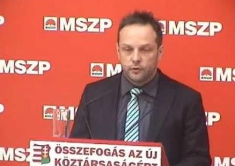 Megerősítette az MSZP, hogy a képviselőjüket vették őrizetbe