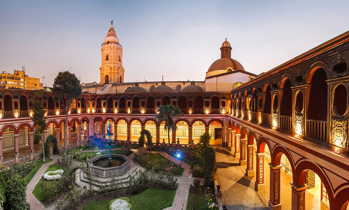 Iglesia - Convento de Santo Domingo