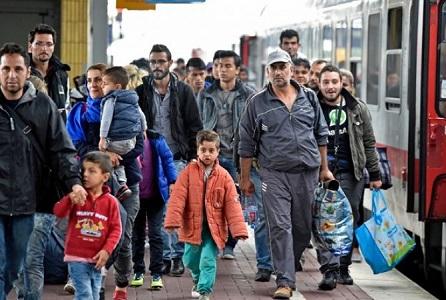 Forbes: refugiados sirios en Armenia están cómodos