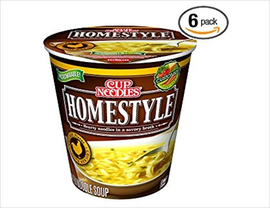 Big Cup Noodles Homestyle Chicken