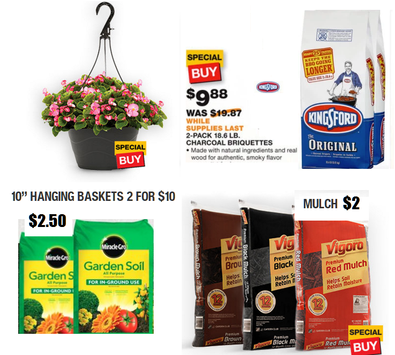 Coupons And Freebies Home Depot And Lowe 39 S Memorial Day