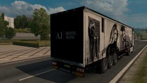 Armani Jeans trailer mod