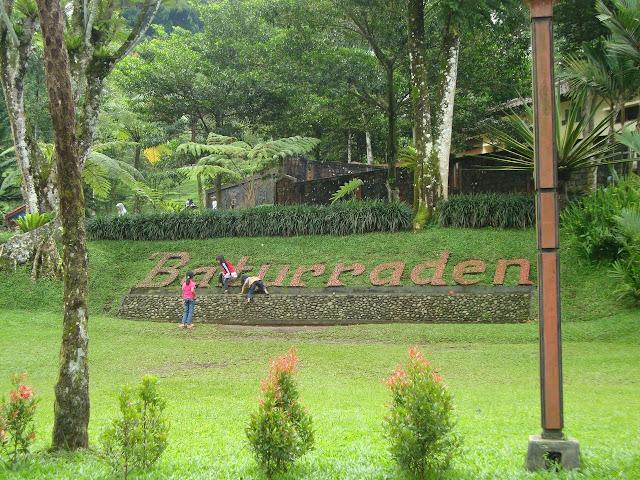Tempat wisata hits Bumi perkemahan Baturaden atau wana wisata baturaden