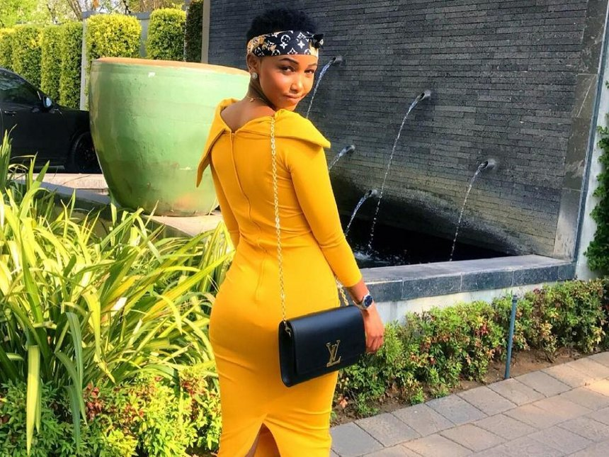 Huddah Posts Her TBT Pic That Only A Mother Would Be Proud Of