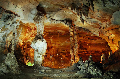 Coc San caves system in Sapa – Masterpiece of nature