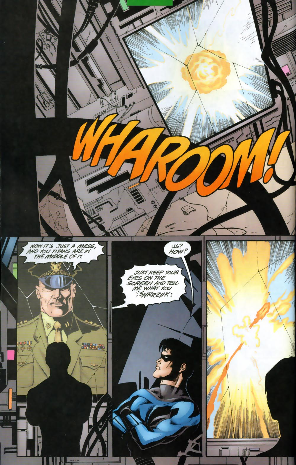 Read online The Titans (1999) comic -  Issue #47 - 3