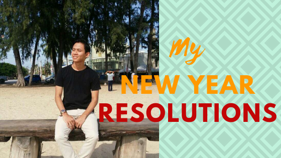 my new year resolution