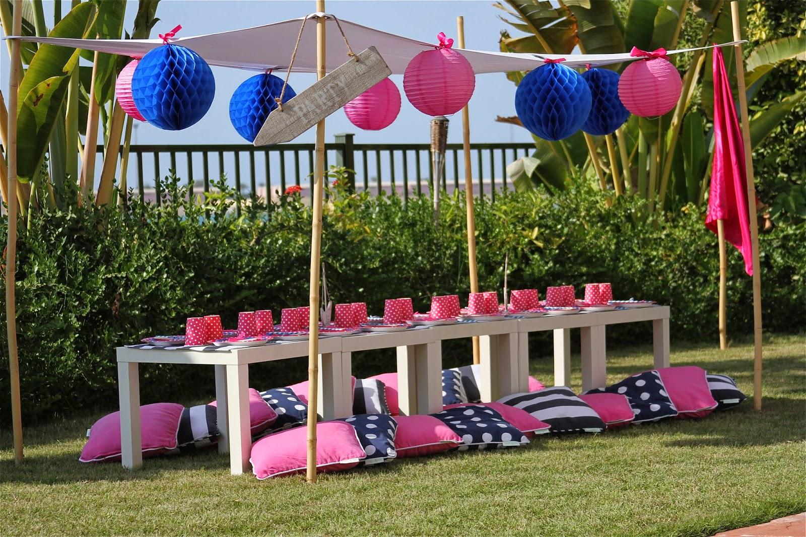 Thaynara lopes blog ideias para festa na piscina poolparty for Party in piscina
