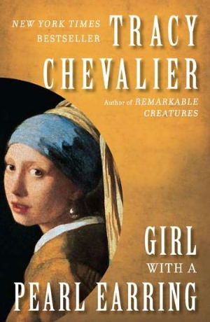 Books for me: Girl with a Pearl Earring by Tracy Chevalier