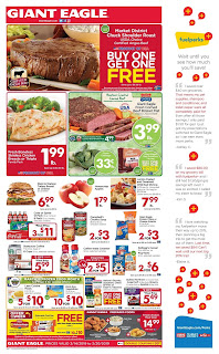 ⭐ Giant Eagle Ad 3/21/19 ✅ Giant Eagle Weekly Ad March 21 2019