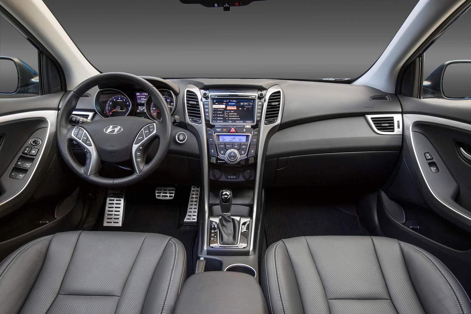 Novo Hyundai I30 2016 Em Lan 231 Amento Oficial Nos Eua Car