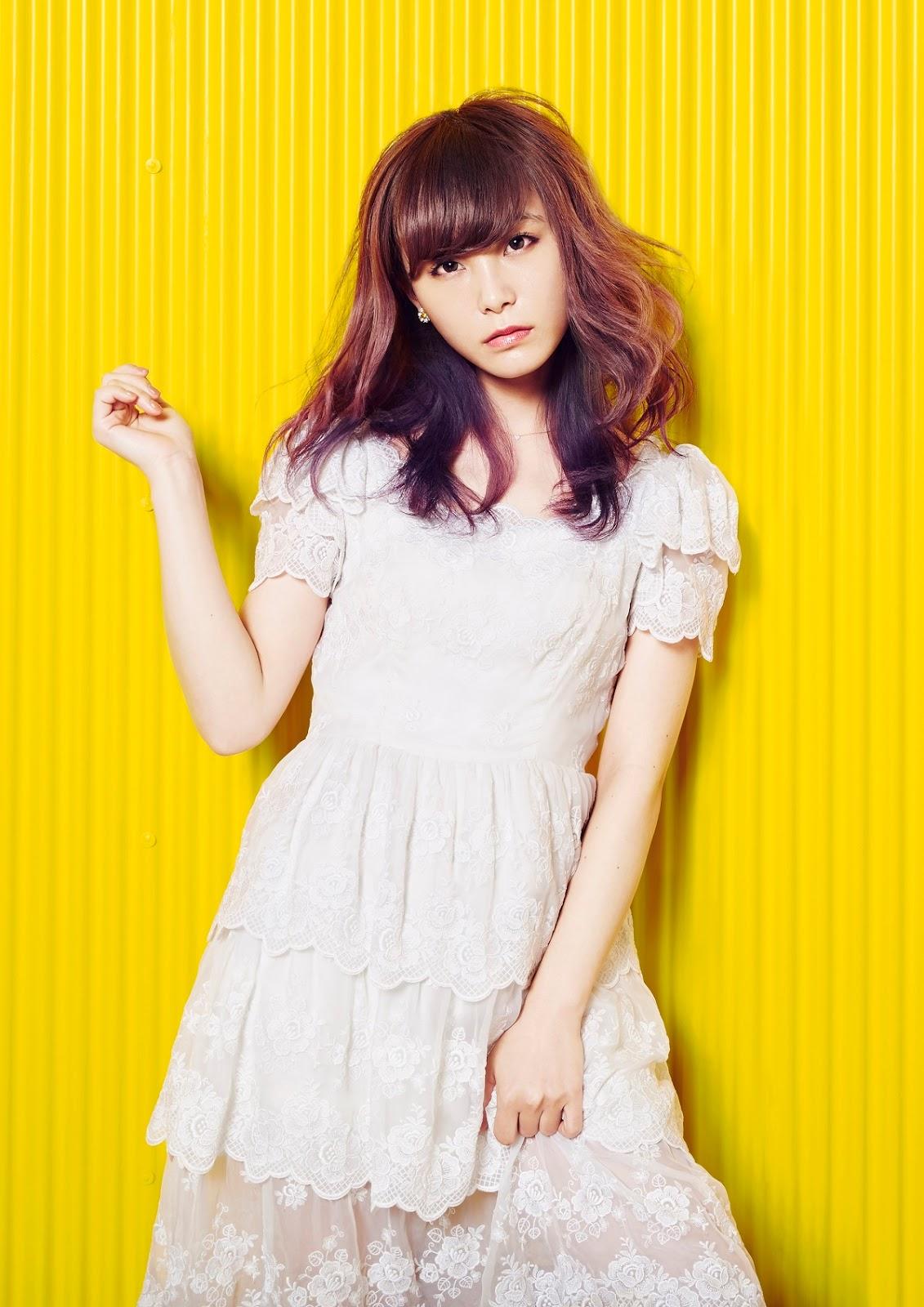 Rina Suzuki SCANDAL YELLOW ALBUM