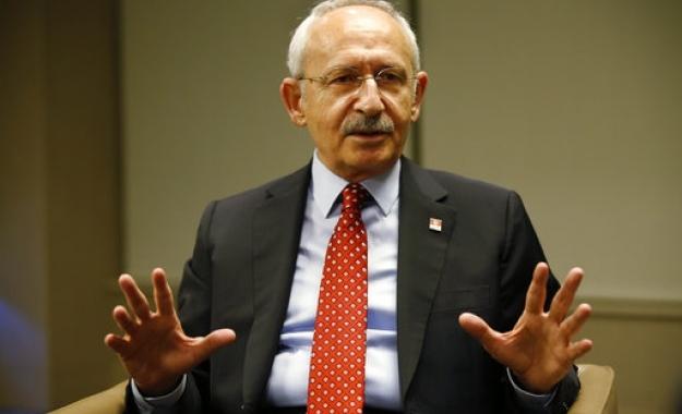 """Πρόστιμο 35.000 ευρώ στον Κιλιτσντάρογλου για """"εξύβριση"""" του Ερντογάν"""