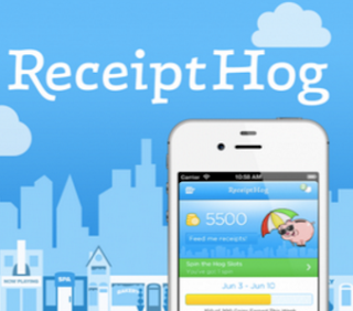 Cash Back Shopping App Receipt Hog