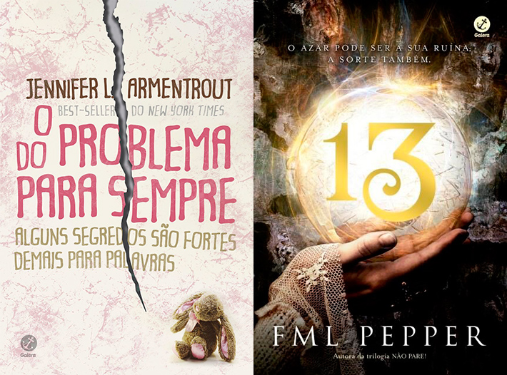 Lançamentos literários de agosto: Harry Potter, fantasia, YA