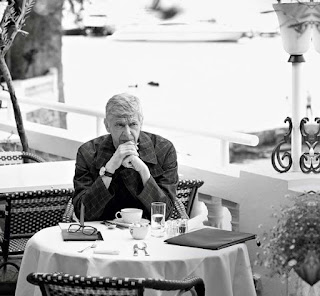 See Photos of Arsene Wenger as a Model