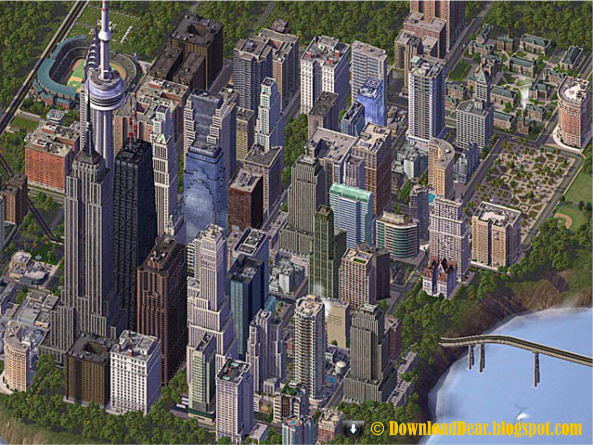 Download SimCity 4: Deluxe Edition Full Free | Download Dear