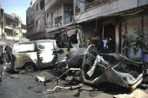 Coalición estadounidense dejan 930 muertos en Siria e Irak